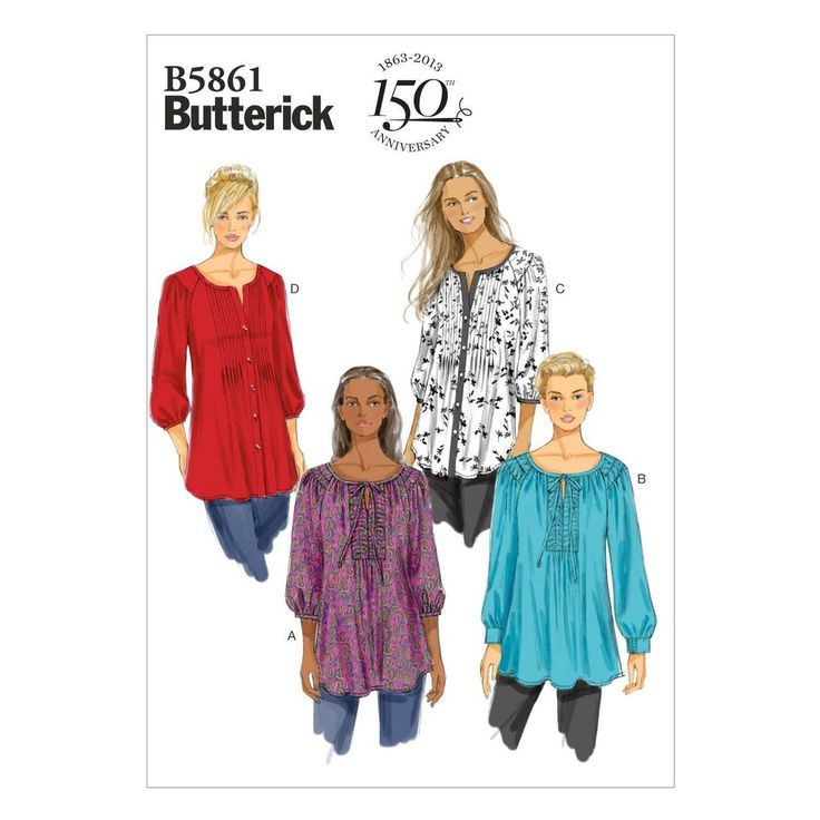 369 best Tops Sewing Patterns images on Pinterest | Sewing ideas ...