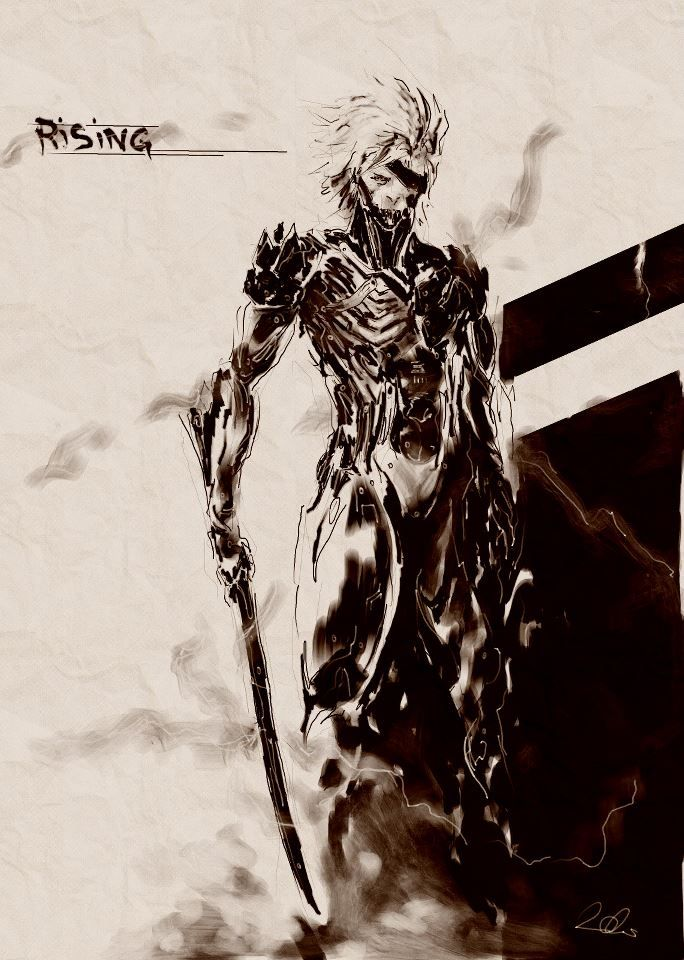 "Shinkawa has chosen the winner from our Raiden competition. ""Thank you for this very cool rendition of Raiden!"" were his words to Robin Plisken. Join us in congratulating him and don't forget to participate in our new ""Mechs and Vehicles"" competition in the Metal Gear Art Studio"