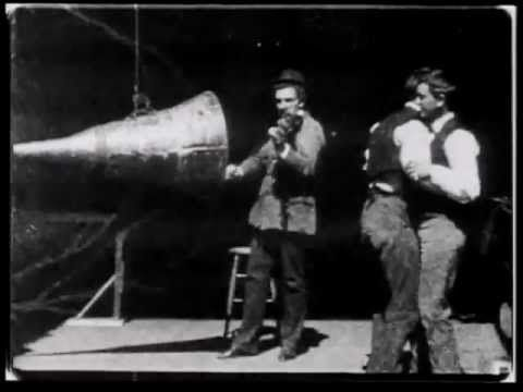 1st Music Score in Film - Dickson Experimental Sound Film (1894) - W.K.L. Dickson | Thomas Edison