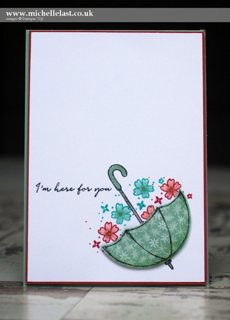 Weather Together from Stampin' Up! - with Michelle Last                                                                                                                                                     More