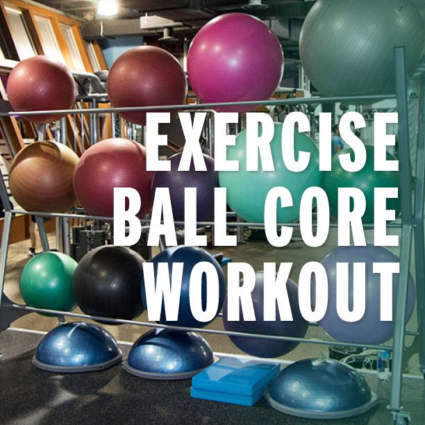 Bounce your way into a new #weekendworkout. Try these exercise ball moves and repeat 2x for an extra burn. #CrunchGym 15 exercise ball sit ups 30 second BOSU ball plank hold 15 rollouts with exercise ball 30 second plank hold 15 v-ups transferring ball from hands to feet 30 second plank hold 15 back extensions on exercise ball 30 second plank hold