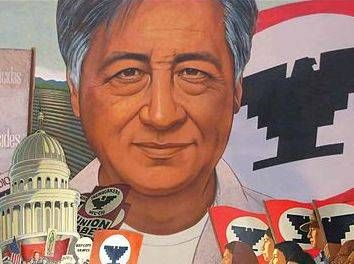 Cesar Chavez the man behind the holiday bulletin board