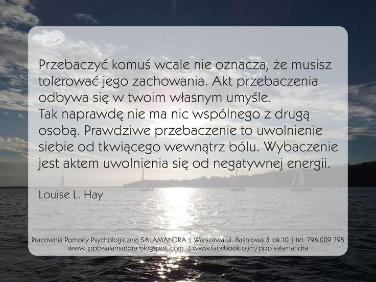 Dobry psycholog Warszawa o przebaczeniu i wolności