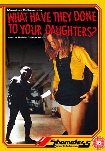 What Have They Done To Your Daughters? [1974] [DVD]:Amazon:Film & TV