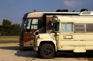 RV Bus Conversions - Yes, Old Buses Do Make Comfortable RVs! | Fun Times Guide to RVing