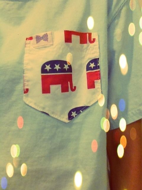 Republican Frocket | Bows, Pearls, and Southern Sorority Girls @Lia Castner