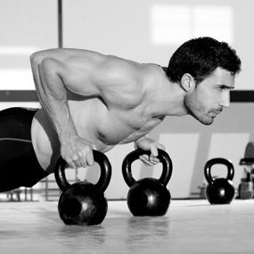 A 20-minute routine with kettlebells boosts your aerobic capacity, builds your overall strength, and increases your balance and flexibility.