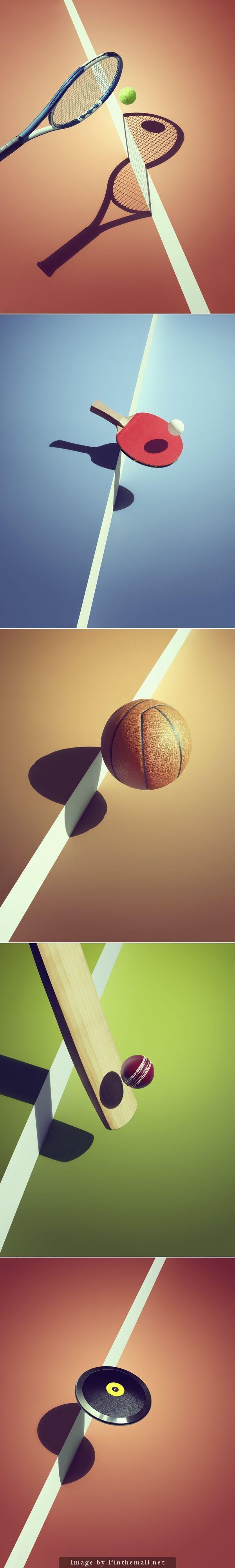 Sports Shadow by Gem Fletcher