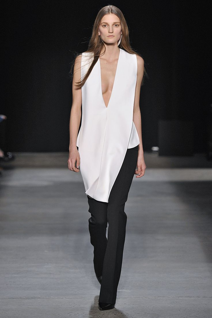Narciso Rodriguez Fall 2016 Look 33