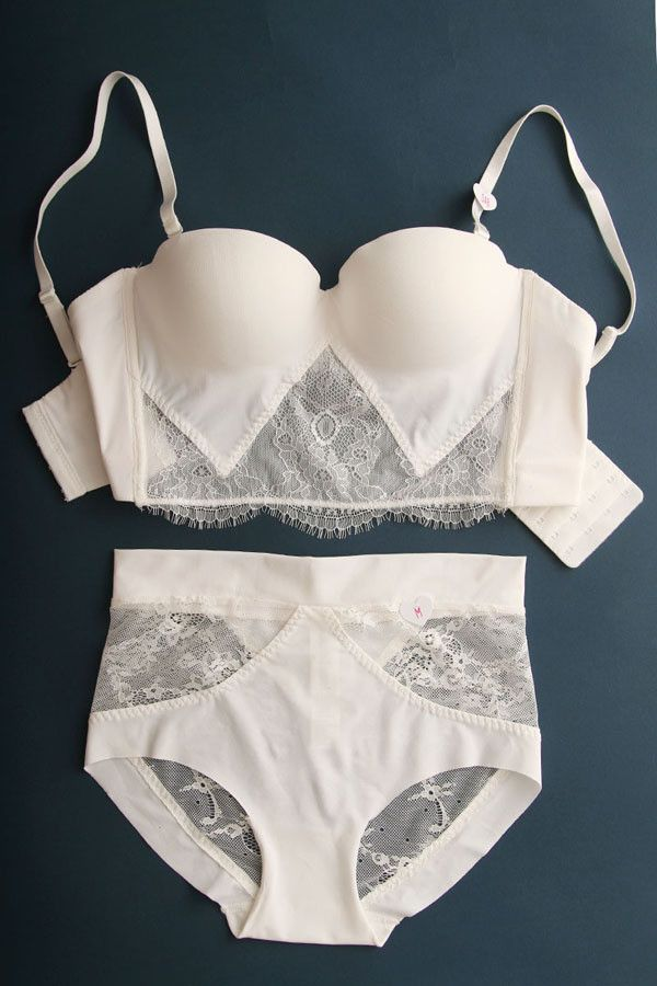 Item Type: Bra & Brief Sets Gender: Women Decoration: Lace Pattern Type: Solid Style: Sexy Material: Acetate Support Type: Underwire Bra Style: Padded Cup Shape: Three Quarters(3/4 Cup) Closure Type: