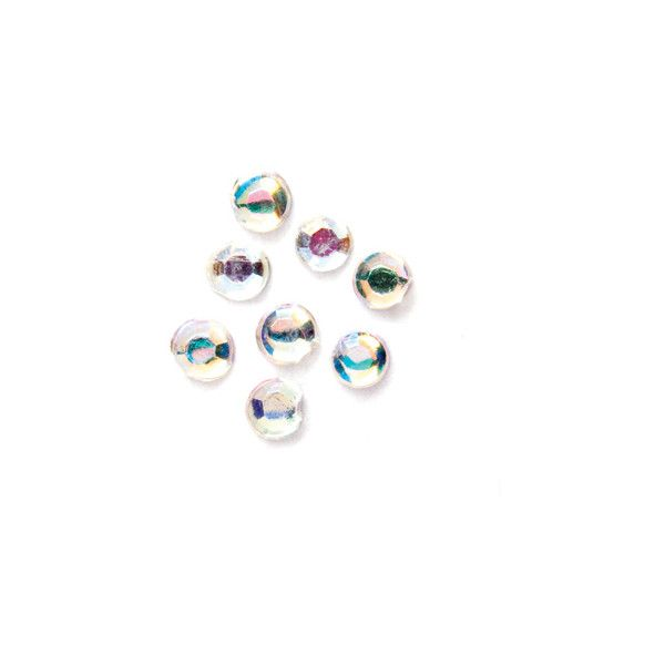 Professionails - products - Round - Glitterstones Aurora 144 pcs ❤ liked on Polyvore featuring fillers, sparkles, decor, extras and makeup