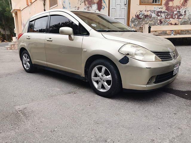 للبيع تيدا 2006 بحالة جيدة جدا مسجلة حتى نوفمبر 2020 تم عمل صيانة شاملة للسيارة و قابل للتفاوض للاتصال 33177666 Yallasyarah يلا س Car Suv Suv Car