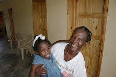 This precious girl in Haiti gets Flax Hull Lignans to help her stay strong and healthy! AIDSHIVAWARENESS.org