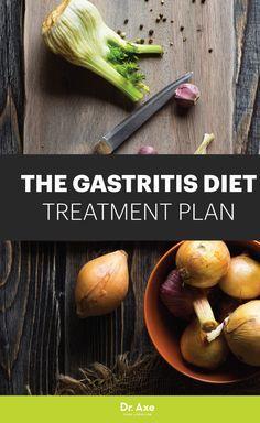 Gastritis Flare Up Diet