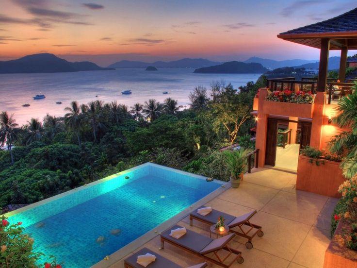 Villa Kiana, Cape Panwa, Phuket, Thailand.