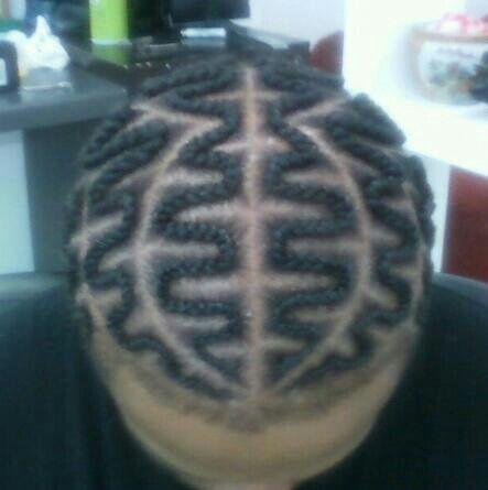 gotbraidz2 / instagram / scalp braids / cornrolls