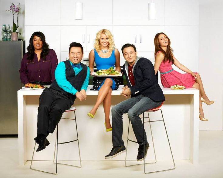 Young & Hungry Cast Interviews...Over Food #ABCFamilyEvent #YoungAndHungry