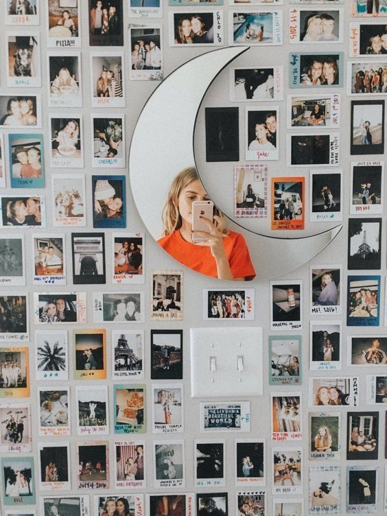 10 stilvolle Instagram-Galerie-Wand-Ideen