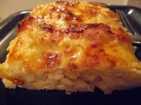 ΜΑΓΕΙΡΙΚΗ ΚΑΙ ΣΥΝΤΑΓΕΣ: Λαζάνια Ογκρατέν. Απίθανη γεύση!!!