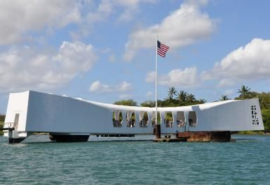Best Ways to Spend Five Exciting Days on Oahu: USS Arizona Memorial