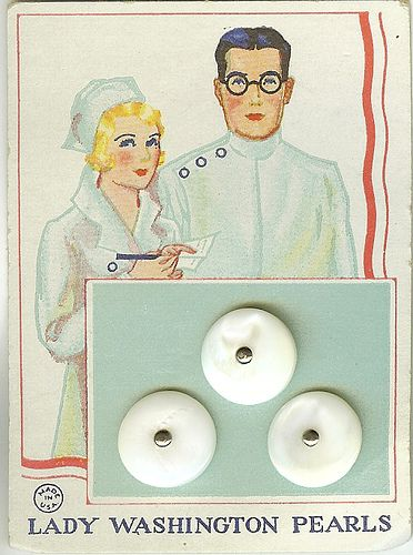 old button card courtesy of Art Deco blog