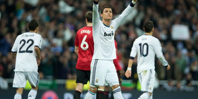 Real Madrid Cristiano Ronaldo Manchester Unaited