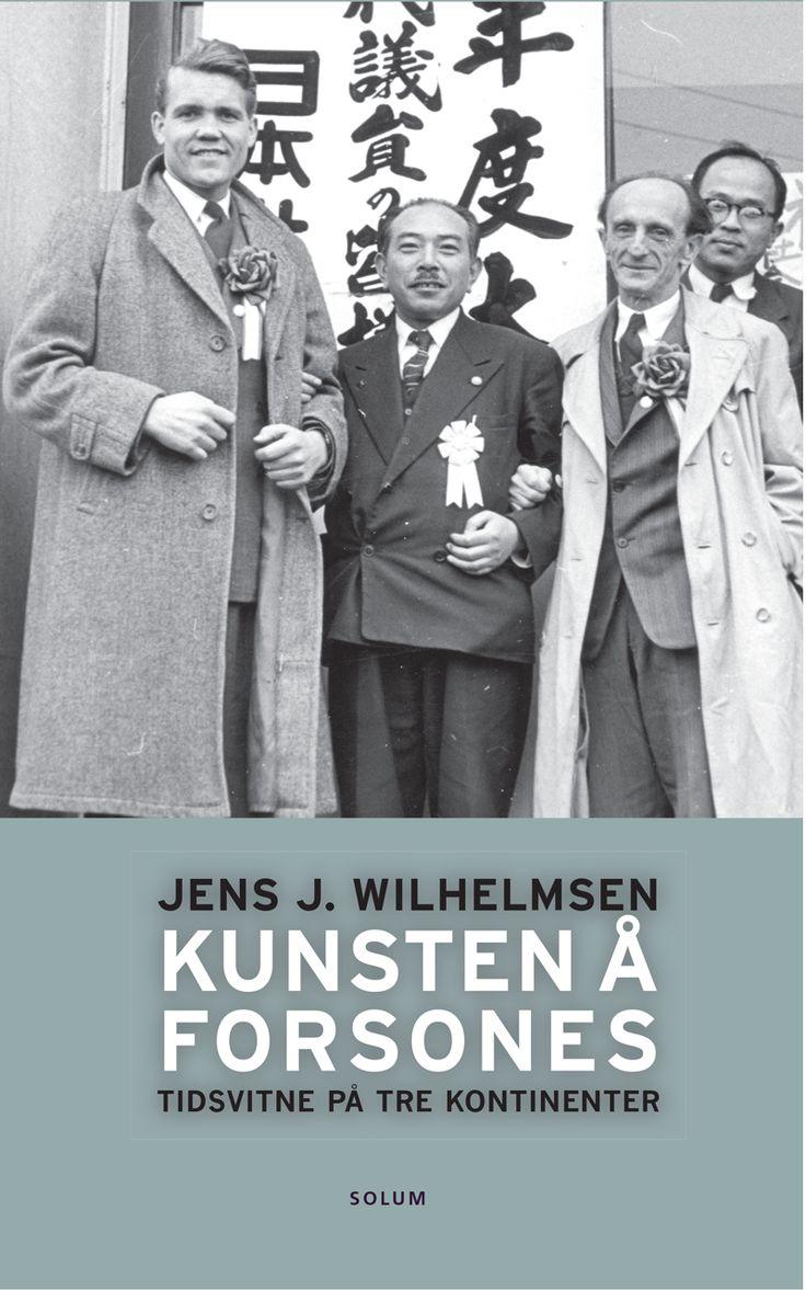 Jens J. Wilhelmsen: Kunsten å forsones #bokvennen