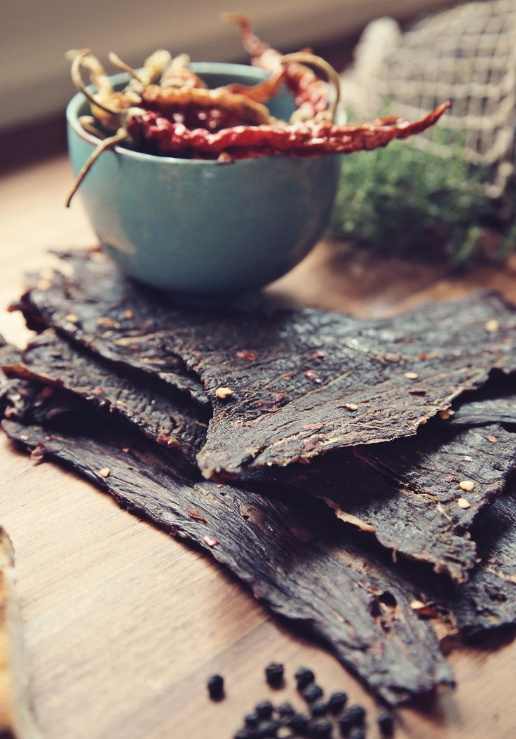 Hand Made Hot Chilli Jerky | British Beef