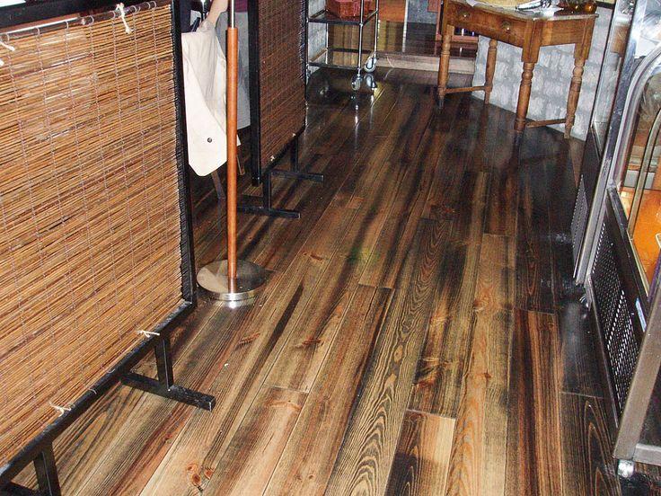 샘플룸 실내벽 시공사례 : FPBOIS – CAFE (카페) #03
