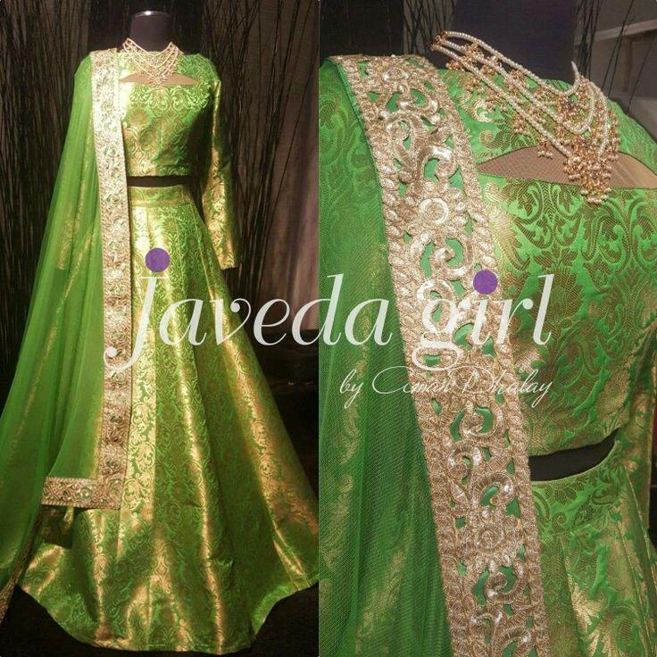 Citrus green● #Javedagirl #readytowear www.javeda.com