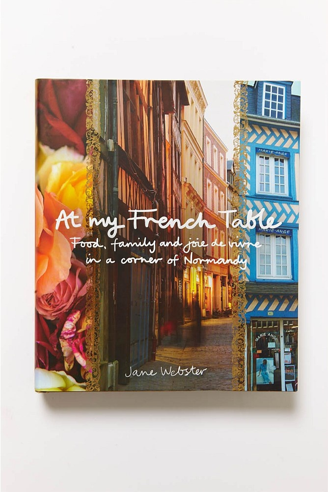 At my French Table - Books and Bookends - Homewares, Home Decor