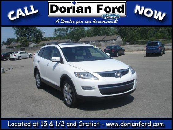 2008 Mazda CX-9 Sport at Dorian Ford in Clinton Twp. MI & 7 best We have an abundance of Used Cars! images on Pinterest markmcfarlin.com
