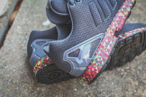 adidas ZX Flux Multicolor Sole 2 adidas ZX Flux Multicolor Sole eukicks
