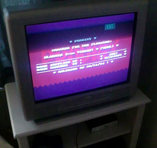 MIST FPGA Amiga in the living room! On Old School Game Blog.