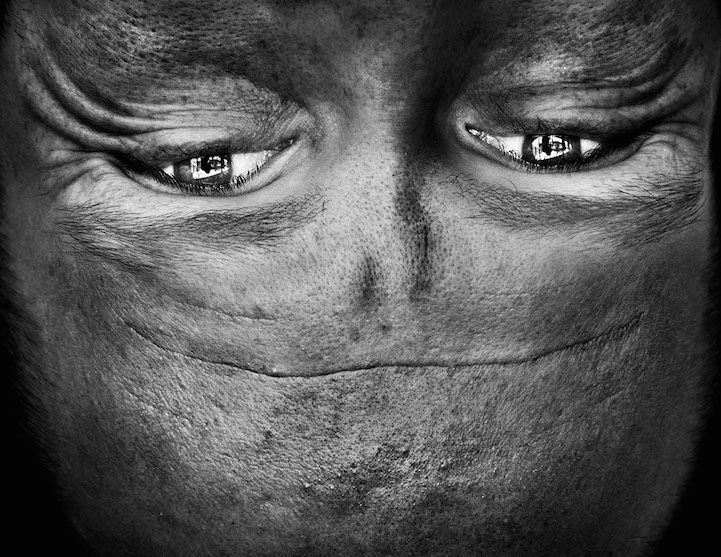How different can someone appear if you simply change the way that you'd normally look at them? Cape Town-based photographer Anelia Loubser explores this idea in her series Alienation, which is a collection of portraits that capture people turned upside down. The black and white photographs are zoomed in and show us crystal-clear depictions of the eyes, foreheads, and hair in ways that we aren't used to seeing. With this slight shift, Loubser creates entirely new faces that are uniquely…