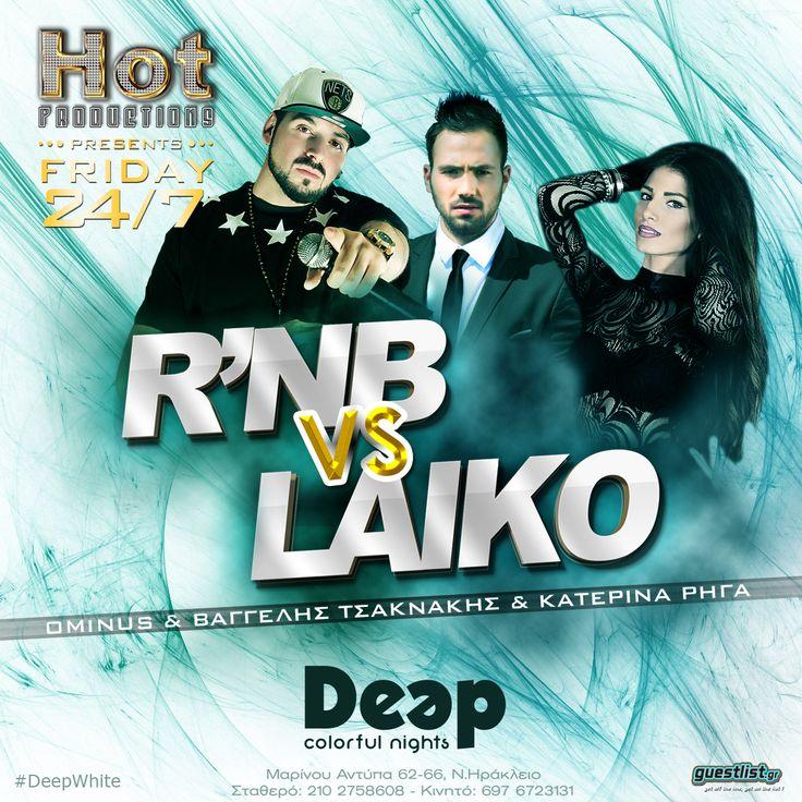 #Live #Rnb #Laiko #DeepWhite