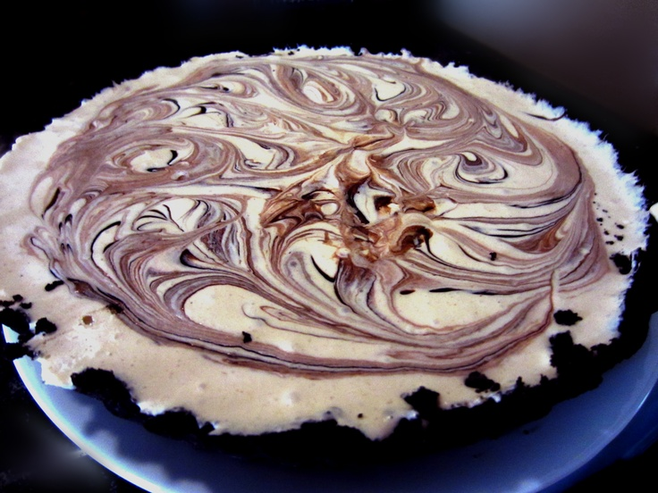 Gluten Free Nutty Buddy Pie. #sweetphi