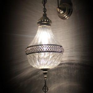 wall pyrex light