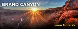Grand Canyon Independent Rail Journey - Amtrak