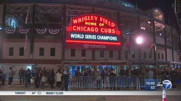 World Series 2016: Chicago Cubs score 1st title since 1908, beat ...