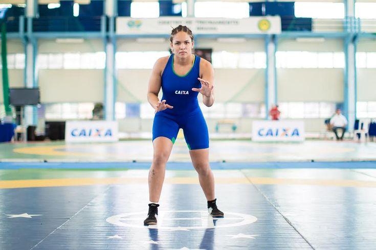 Brasil enfrenta Cuba em desafio internacional de luta olímpica no Rio #globoesporte