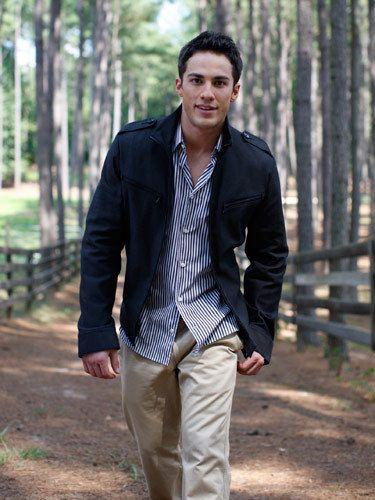 Michael Trevino- Yay Tyler!