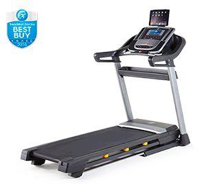 NordicTrack C 990, best Compact Treadmill