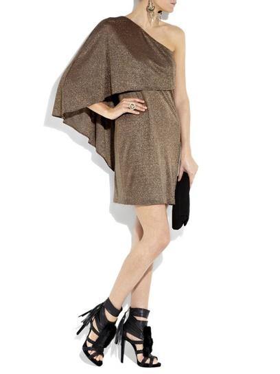Shop Metallic Prom Dresses: Style: teenvogue.com