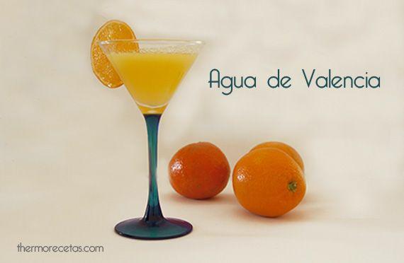 Suc de taronja, cava, vodka i ginebra