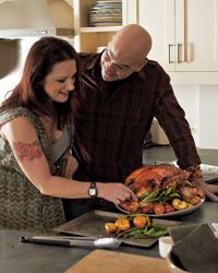 Michael Symon's Thanksgiving Menu/Ideas for Leftovers