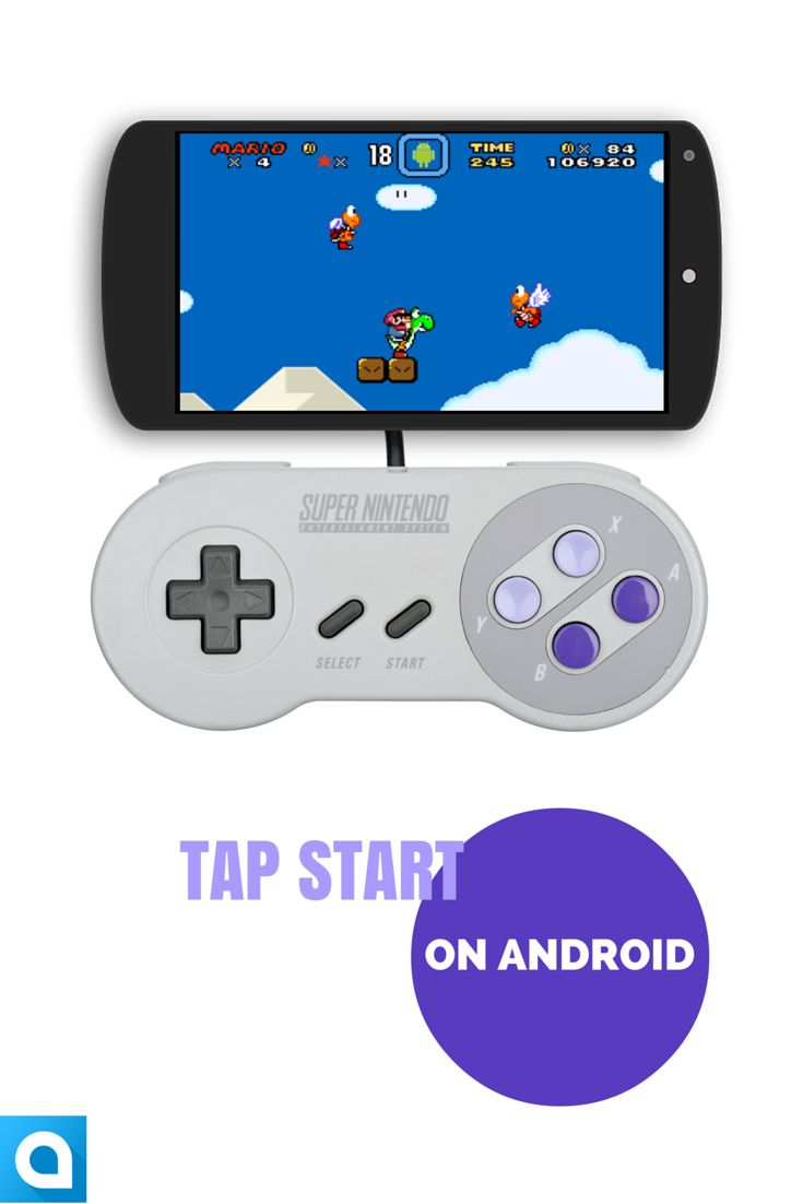 If you were either a kid or a teenager in the early 90s, you probably spent a good time playing Nintendo's 16-bit videoconsole: our dear Super Nintendo (SNES). Oh, the good ol' days! Now you can relive them on your #Android. #Games #Console #SuperMario #Nintendo #ROM #Emulator