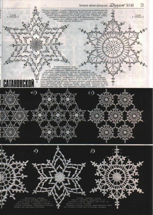 843 Best Crochet Christmas Images On Pinterest