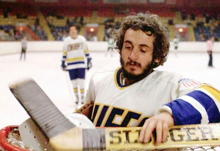 Denis Lemieux | Charlestown Chiefs | Slap Shot | Hockey