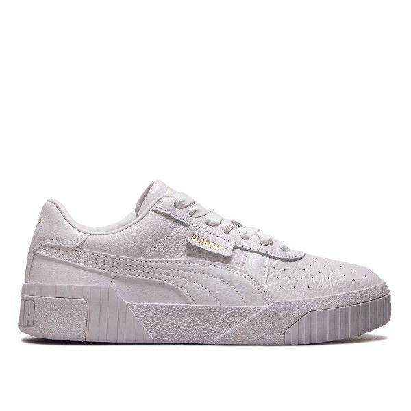 Damen Sneaker Cali White Sneaker Frauen Sneaker Puma Schuhe